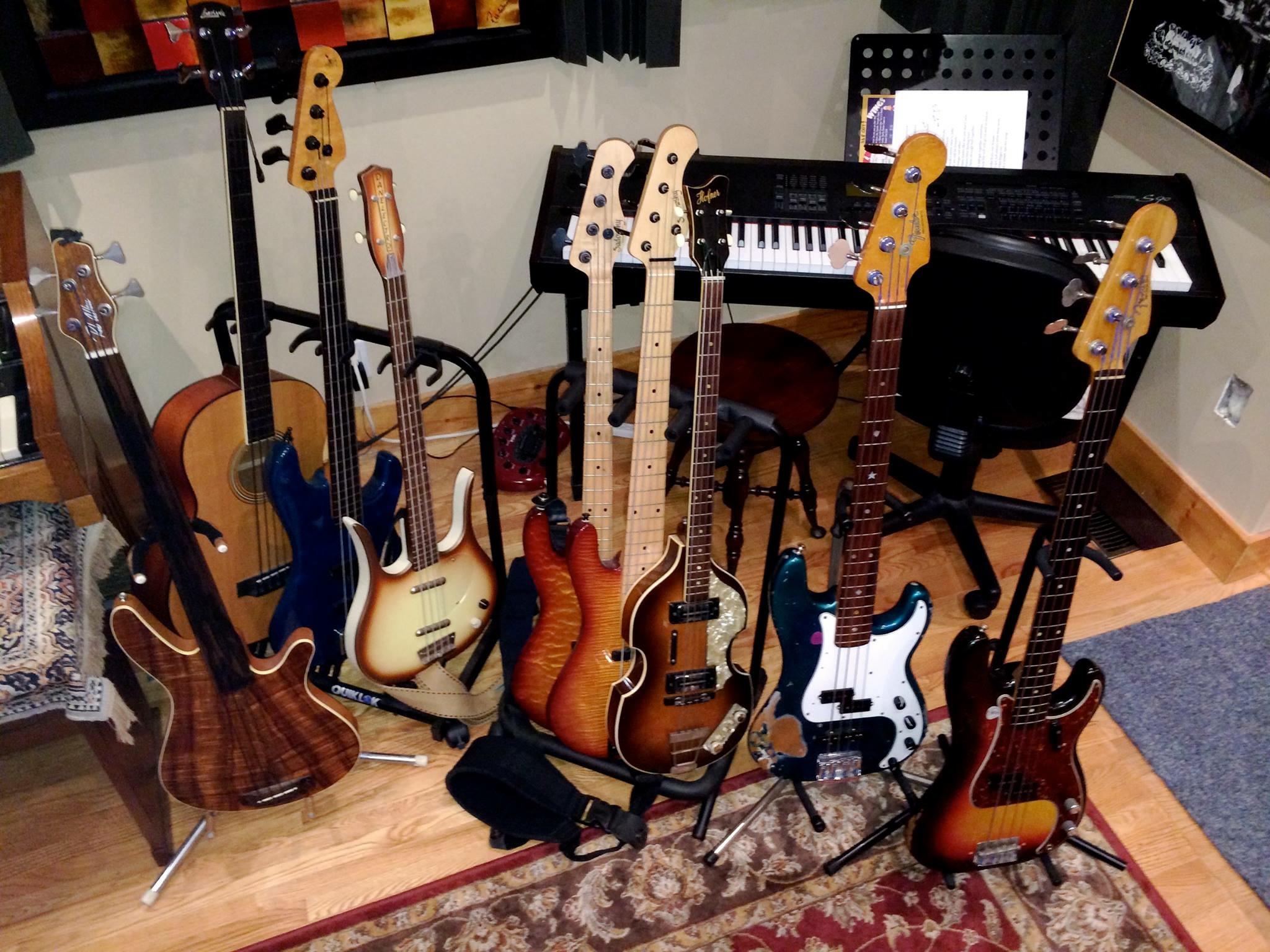 bass gear
