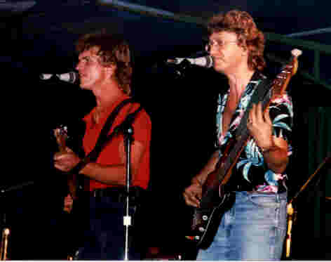 Dave & Steve 1985